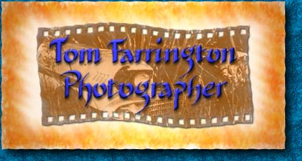 Tom Farrington, Photographer